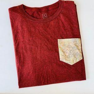 Tops - Map pocket T-shirt